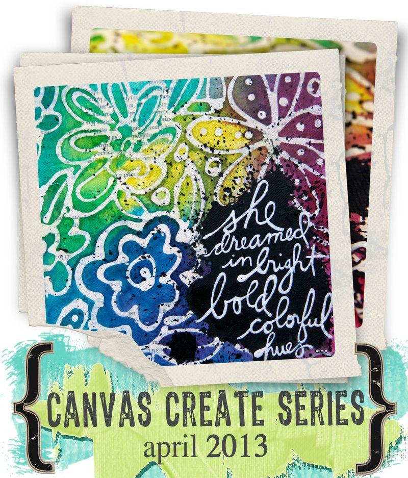 Canvas create 2013 april