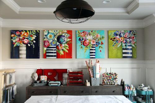 Studio wall -2-