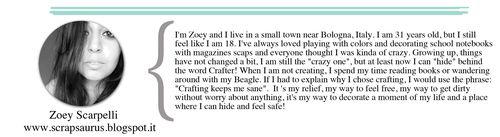 Zoey bio