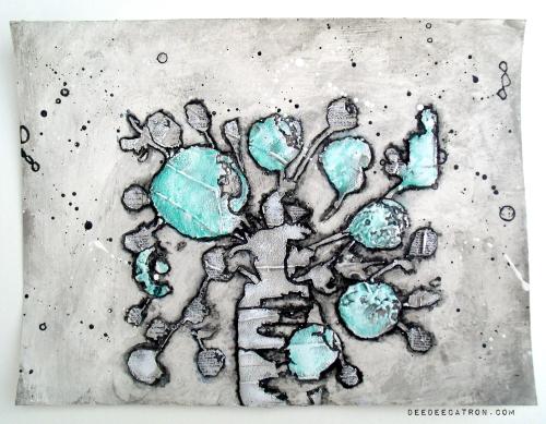 DeeDee Catron - Stencil MANIA Stamps & stencils