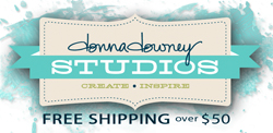 FREE Shipping over $50 by Donna Downey Studios